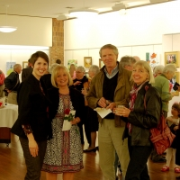 Opening group show at Middletown Art Center-2011