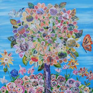 Global Garden-Tree